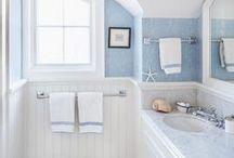 Bathrooms / Bathroom decor inspiration.