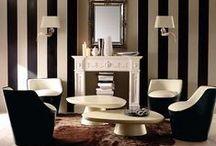 Wallpaper / Wallpapered rooms
