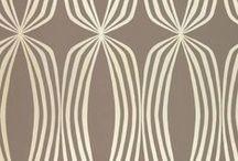 Wallpaper samples / Close up view of samples