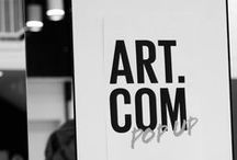 Art.com Pop-Up Store / Just in time for the holiday season, we are opening the doors of our first-ever pop-up store in San Francisco's Union Square! Join us at 117 Post St, and check out our events here: http://go.art.com/popup