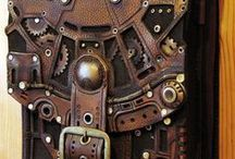~For a Steampunk artist... / A creative eccentric, full of life, and loves marrying contemporary with classic...