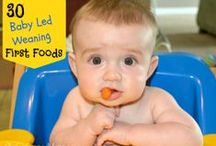 Baby led weaning / All about baby led weaning
