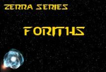 Novel - Foriths - Race Idea Board / Foriths (pronounced FO-RI-THS, with short O & I sounds) are an unconquered, reptilian race from the Large Magellanic Cloud. *** This race is featured in the novel 'A Candle Amongst the Stars' by K. Llewellin. Character descriptions © of K. Llewellin.