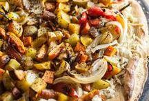 Veganism - Pizza