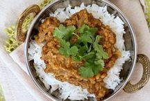 Veganism - Curry