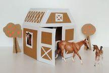 CRAFT kids · CARDBOARD & EGG CARTOON / manualidades para niños con cartón, papel y hueveras