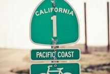 Travel: California / by Allie