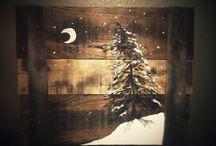 Pallet Art / by Allie Johnson