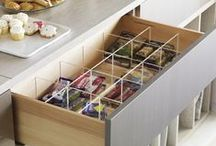 Organization Inspiration / The toughest part about organization is getting started. Here are some inspirational tips, images and ideas to help you get motivated. / by California Closets