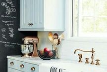 ~To decorate the kitchen & laundry... / Look what's cooking in decorator details for current cuisine...