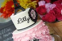 ~For a French fete... / Springtime in Paris, a wonderful celebration with style, charm and je ne sais quoi...