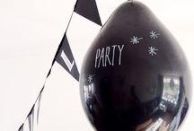 PARTY | balloon ideas / Balloons balloons and more