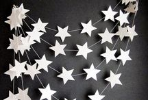 PARTY | garlands & bunting / Fun garlands, banners and bunting to get the party started
