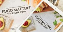 FM Clean Eating Cooking Series / Our NEW Food Matters Recipe Book has just launched and to celebrate we're holding a 3 day free online clean-eating cooking class series!  Register today and we'll instantly send you 5 delicious recipes. You have until October 27th to join in the fun!