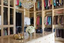 ~To design dressing space... / Taking a closet to the next level for truly personal dressing...