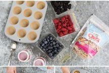 Guilt-free Desserts / Who says healthy can't taste good?!