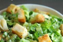 Veganism - Salads