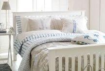 Coastal Bedrooms / Coastal Inspired Bedrooms