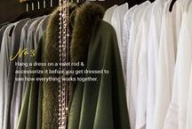 #CCTips / Tips to achieve order in your closet.