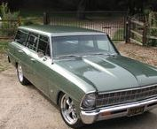 Wagon Cars