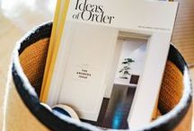 Ideas of Order / Introducing our new magazine Ideas of Order. A celebration of our collective beliefs, an ode to exceptional design, and a tangible expression of our personal pursuit: connecting with you through the power of story.