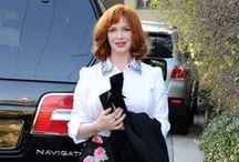 Style Crush: Christina Hendricks