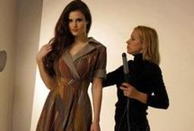 Behind the Scenes Spring/Summer 2013 / A sneak peek at our SS13 shoot!