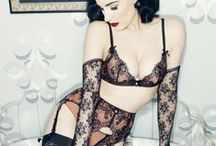 Underwear We Love! / Here's to underwear! For enhancing our figures since the 18th century!