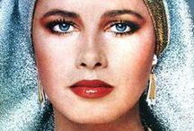 Olivia / Strange lady with jewelries / by Charline Lancel