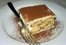 Italian Desserts / Gelato, desserts, pastries and more. We love them all!