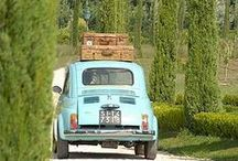 Hooked on Italian Wheels / As much a part of Italy as its main attractions