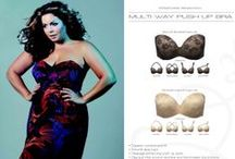 CC's bra solutions for your wardrobe / Curvy Couture bra solutions for your wardrobe