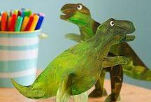 Atividades para os pequenos / Jogos, brincadeiras, experimentos para diversão das crianças.