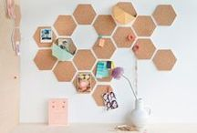 DIY Wall Art / Great homemade and DIY Crafts to decorate your wall and home.