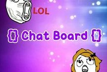 {} Chat Board {} / #NOH8!!! No bad chainmail plz. Invite anyone you want!!!
