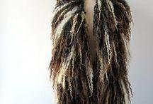 Shawl Scarf Cape Poncho Cloak / All things pretty by https://www.etsy.com/uk/shop/FeltFur and https://www.etsy.com/uk/shop/galafilc