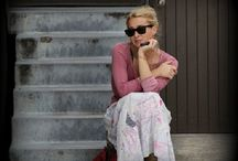 Nina Proudman Style / Offspring's fave boho, vintage styled Nina. Love her.