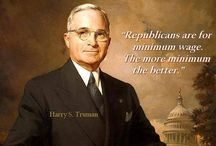 Harry S. Truman -State Of Mo. / locations & People / by Wanda Cooper
