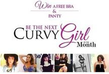 Curvy Couture: Curvy Girl of the Month / ‪#‎CurvyGirloftheMonth‬ blog showcases a collection of real amazing women who have been generous enough to share their story.  Read & listen to these ‪#‎empoweringstories‬ that are changing the perception of beauty every month with the help of YOU! www.curvycouture.com/blog  ‪#‎EverybodyIsBeautiful‬ ‪#‎BeautyBeyondSize‬ ‪#‎StayInspired‬