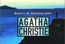 Agatha Christie / Her Character's / by Wanda Cooper