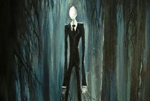Creepypasta and other... strange... things