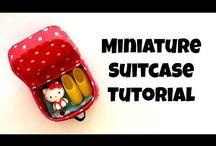 Tutorials-Miniatures / Many tutorials.