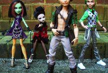 Monster High Dolls / MH Dolls