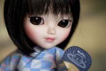 Makie Dolls / They're gorgeous