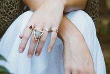 Jewelries make me happy!