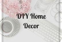 Save Money - DIY Home Decor