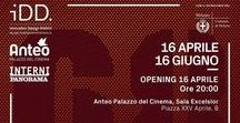 """Fuorisalone 2018 - '68 LA MOSTRA / '68 goes 50 in 2018, and celebrates in Milan, with an exhibition and a film festival at the Cinema Anteo's Palace until June 16th.  """"68 - La mostra"""", created by Innovation Design District and Anteo, Palazzo del Cinema in collaboration with INTERNI Panorama, will collect photographs, documentaries, historical videos, and 25 design pieces designed and produced between 1965 and 1975, still in production.   The iconic Aella table lamp, design in 1968 by Toso&Massari, will represent us."""