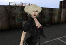 Second Life / Images from the Virtual World, Second Life.