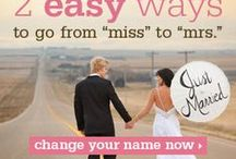 Interesting Wedding Facts / While you are at it, here are a few interesting things to know.