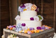 Wedding Cakes / All things Cakes, Toppers, & Other Yummies:  styles, flavors, and toppers.